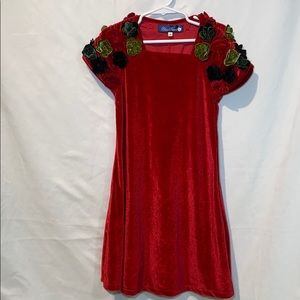 Mulberry Dresses - Mulberry blush perfect Holiday dress Girl size 6X